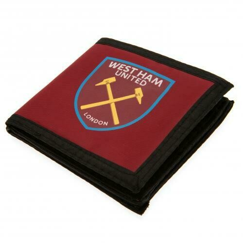 West Ham United FC Canvas Wallet