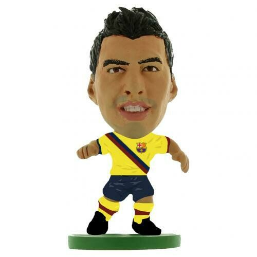 FC Barcelona SoccerStarz Suarez Away