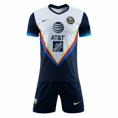 Club America Away Soccer Jersey Men Kit 20/21