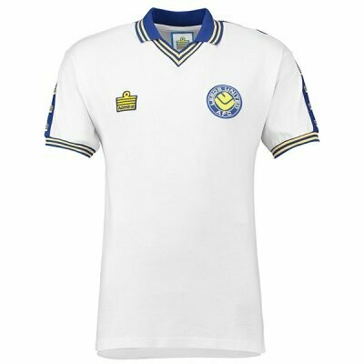 Leeds United Home Retro Jersey Shirt 1997-1998