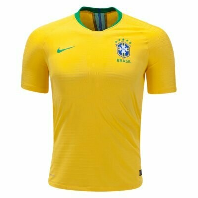 Nike Brazil Official Home Jersey Shirt 18/19