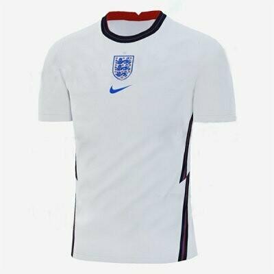 2020 Euro Cup England Home Soccer Jersey Shirt