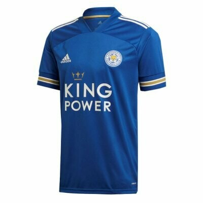 Leicester City Home Soccer Jersey Shirt 20/21