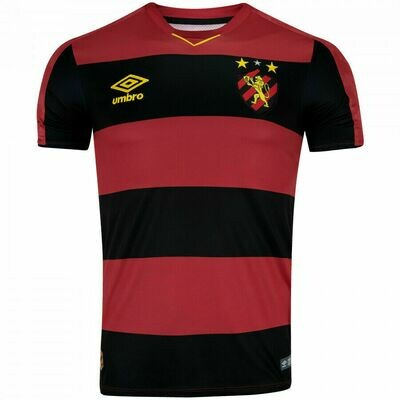 Official Umbro Sporting Recife Home Jersey 19/20