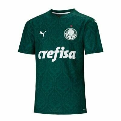 Adidas Official Palmeiras Home Soccer Jersey 20/21