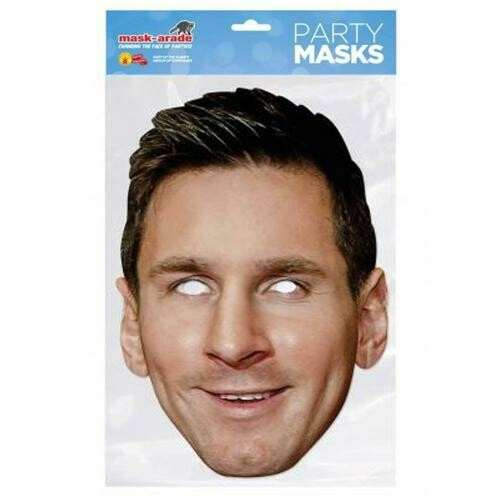 Lionel Messi Mask