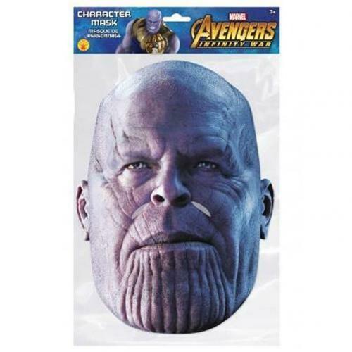 Avengers Mask Thanos