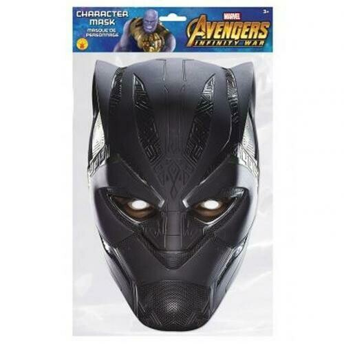 Avengers Mask Black Panther