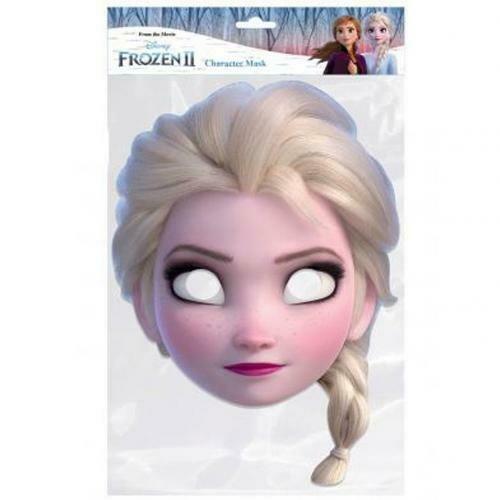 Frozen 2 Mask Elsa