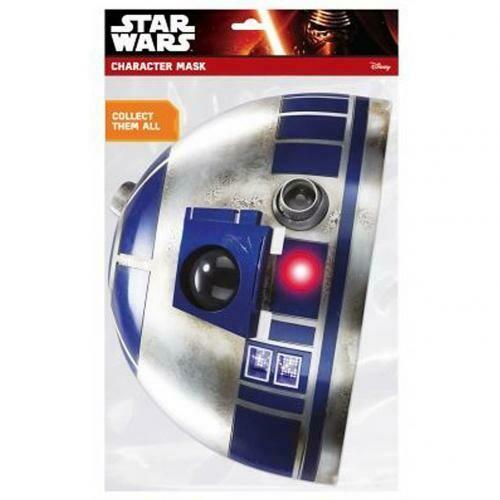 Star Wars Mask R2-D2