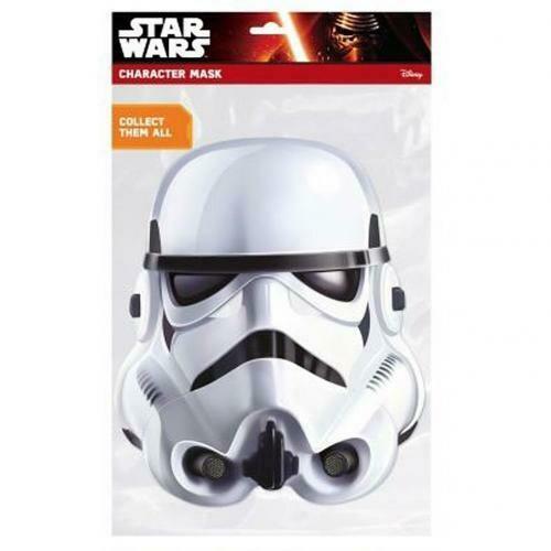 Star Wars Mask Stormtrooper
