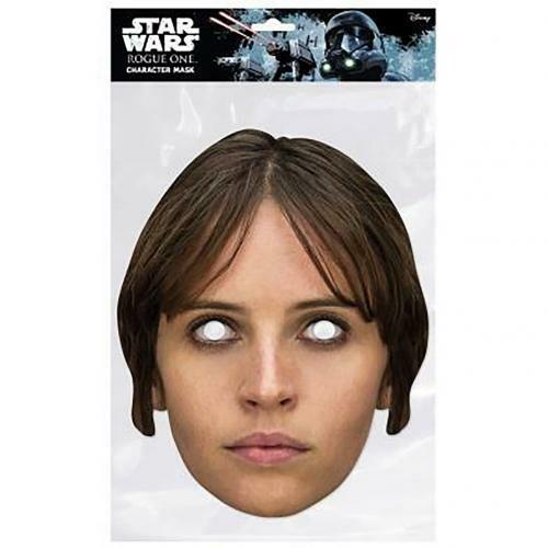 Star Wars Rogue One Mask Jyn Erso