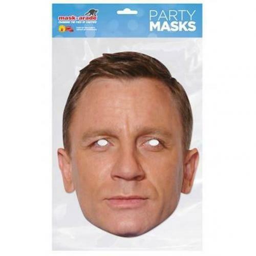 Daniel Craig Mask
