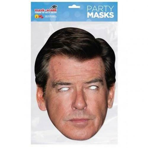 Pierce Brosnan Mask