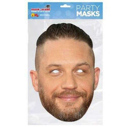 Tom Hardy Mask