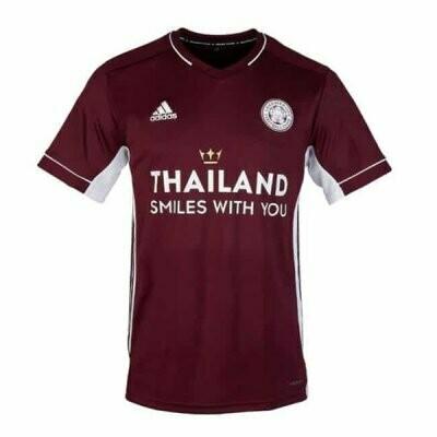 Leicester City Third Soccer Jersey Shirt 20/21