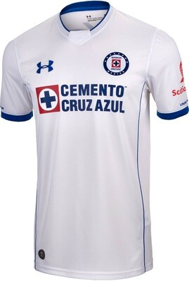 Under Armour Cruz Azul Authentic Away Jersey 17/18