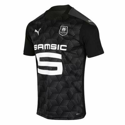 20-21 Rennes Third Stade Rennais Jersey Shirt