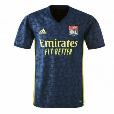 20-21 Olympique Lyon Third Jersey Shirt