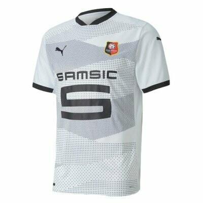 20-21 Rennes Away Stade Rennais Jersey Shirt