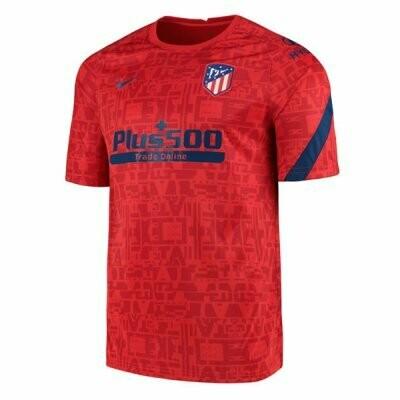 20-21 Atlético de Madrid Pre Match Jersey