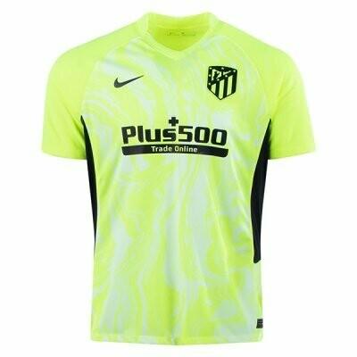 20-21 Atlético de Madrid Third Jersey Shirt