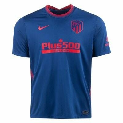 20-21 Atlético de Madrid Away Jersey Shirt