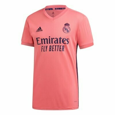 Real Madrid Away Soccer Jersey 20-21