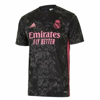 Real Madrid Third Soccer Jersey 20-21