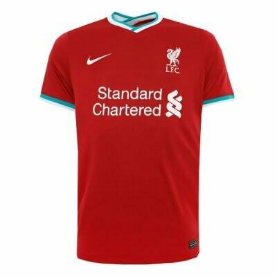 Liverpool Home Soccer Jersey Shirt 20-21