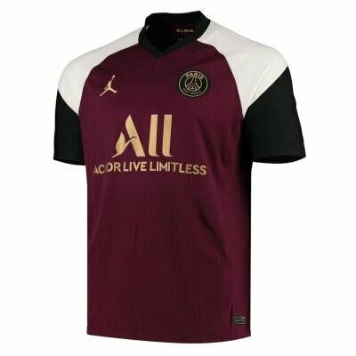 PSG Third Soccer Jersey Shirt 20/21