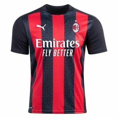 AC Milan Home Soccer Jersey 20/21