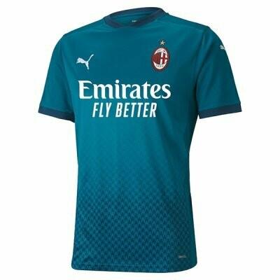 AC Milan Third Soccer Jersey 20/21