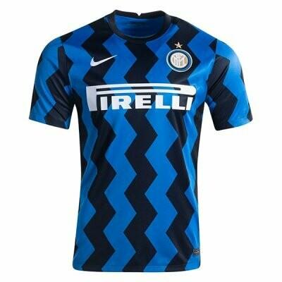 Inter Milan Home Soccer Jersey Shirt 20-21