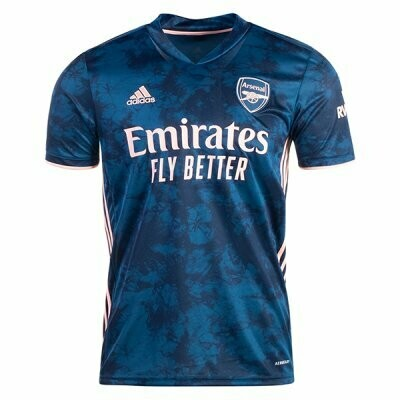 Arsenal Third Soccer Jersey Shirt 20-21
