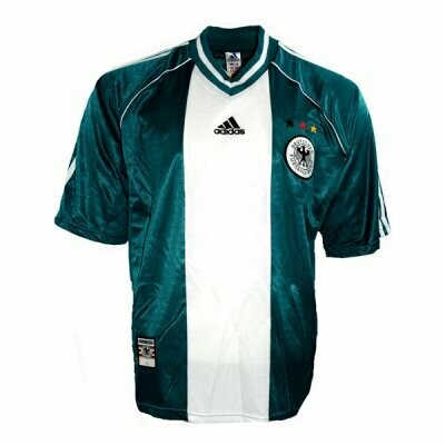 1998 World Cup Germany Away Retro Jersey Shirt