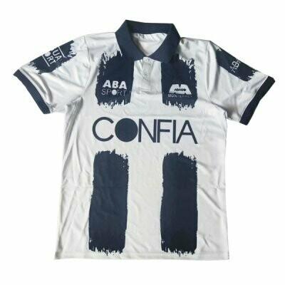 1997-1998 Monterrey Home Retro Jersey Shirt