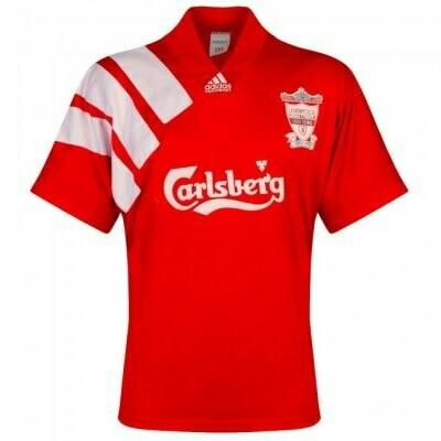 1992-1993 Liverpool Home Retro Jersey