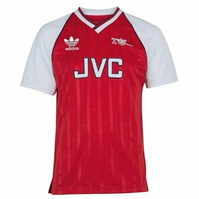 1988-1990 Arsenal Home Retro Jersey