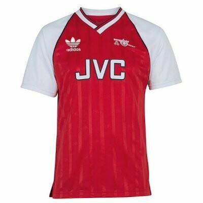 1988-1990 Arsenal Home Retro Jersey