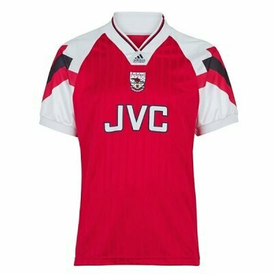1992-1994 Arsenal Home Retro Jersey Shirt