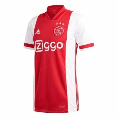 Ajax Home Soccer Jersey Shirt 20-21
