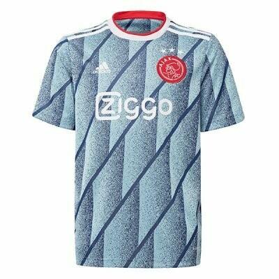 Ajax Away Soccer Jersey Shirt 20-21
