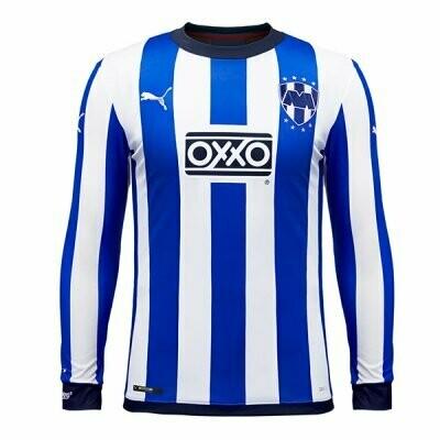 Puma Monterrey  Club World Club  Long Sleeve Jersey Shirt 19/20