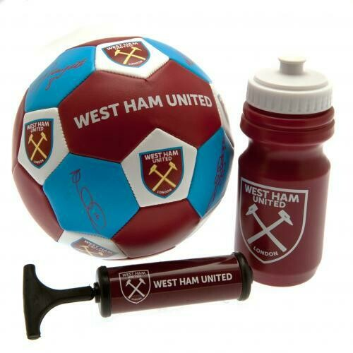 West Ham United FC Nuskin Set