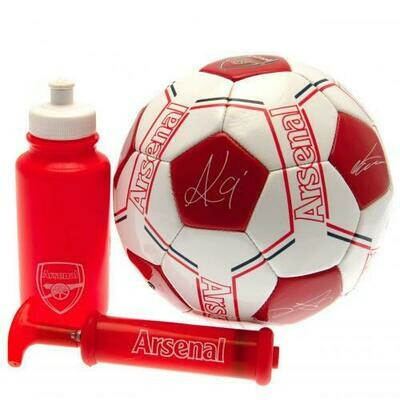 Arsenal FC Signature Gift Set