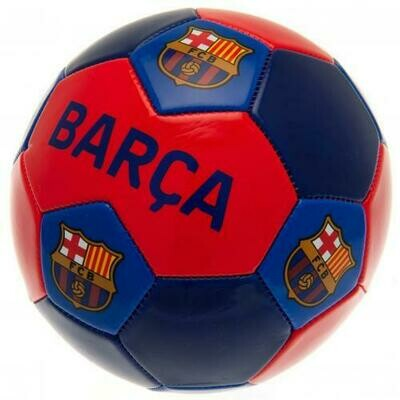 FC Barcelona Football Size 3