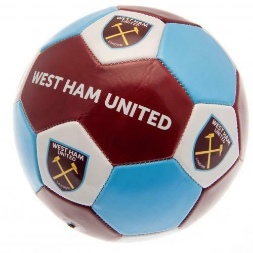 West Ham United FC Football Size 3
