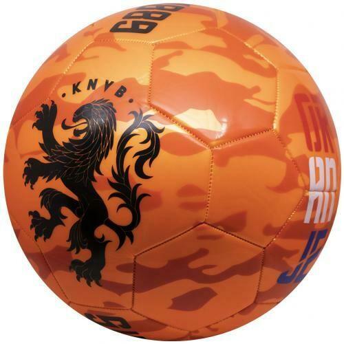 KNVB Netherlands Football Camo