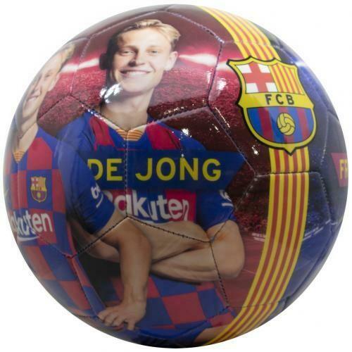 FC Barcelona De Jong Photo Football